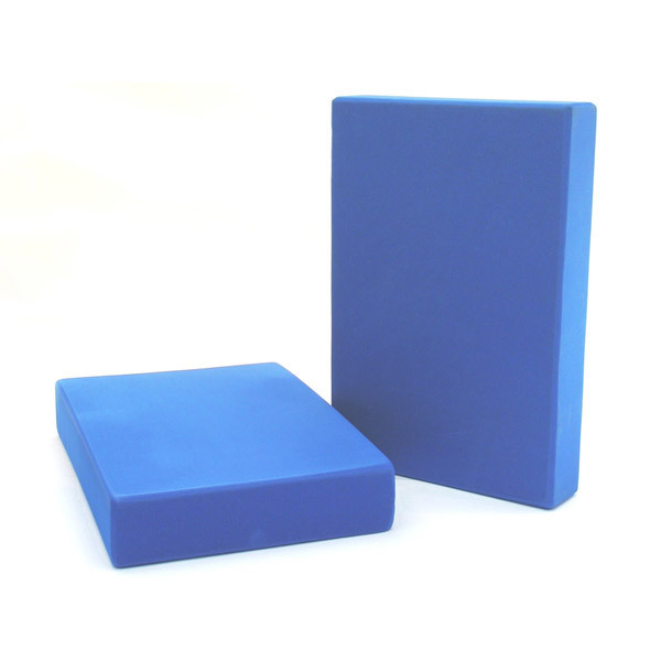 Chin Mudra - Bloc de Yoga 5 cm - Azul