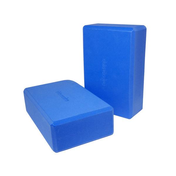 Chin Mudra - Bloque de Yoga Gran Talla - Azul