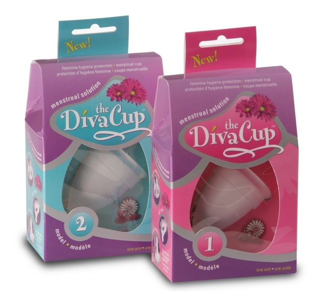 Diva Cup - Coupe menstruelle Diva Cup
