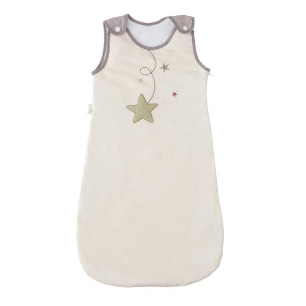 P'tit Basile - Babyschlafsack aus der Kollektion Pluie d'étoiles