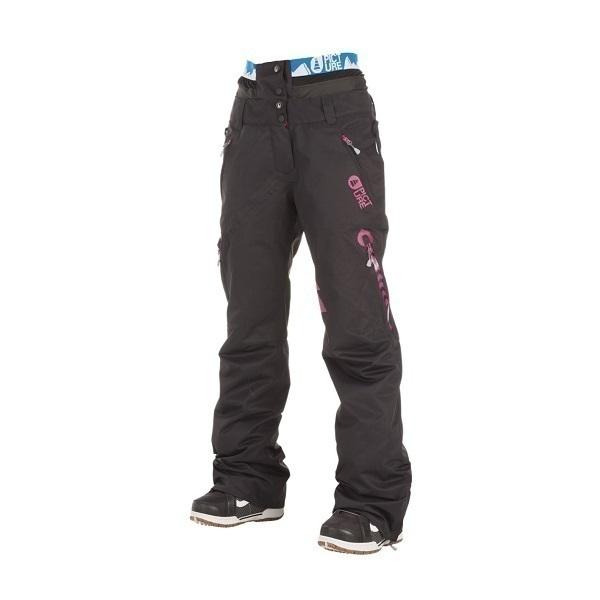 Picture Organic - Pantaloni da sci Darling 2 - Nero