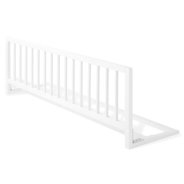 Pinolino - Barrière de lit Comfort laquée blanc 120cm