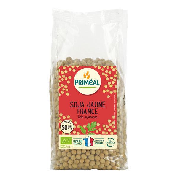 Priméal - Lot 2 sachets Soja Jaune 500 g