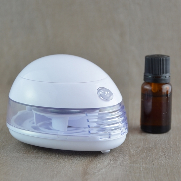 Zen' Arôme - Diffuseur USB par ventilation So Nice - Blanc