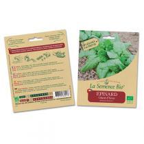 La Semence Bio - Graines d'Epinard géant d'Hiver