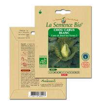 La Semence Bio - Graines de Chou Cabus Blanc