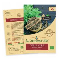 La Semence Bio - Graines de Coriandre Bio