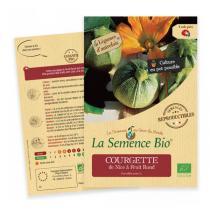 La Semence Bio - Round Nice Zucchini