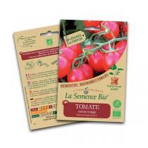 La Semence Bio - Graines de Tomate cerise rouge