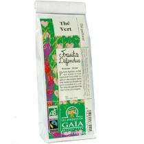 Les jardins de Gaïa - Thé vert Parfumé Fruits Défendus 100g