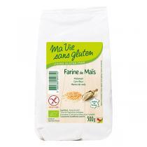 Ma Vie Sans Gluten - Farine de maïs sans gluten 500g