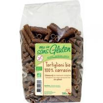Ma Vie Sans Gluten - Pâtes Tortiglioni au Sarrasin