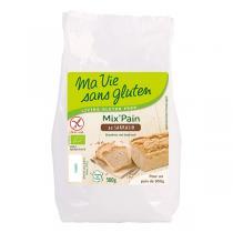 Ma Vie Sans Gluten - Préparation pour pain bio au Sarrasin 500g