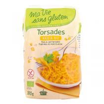 Ma Vie Sans Gluten - Torsades maïs et riz 500g