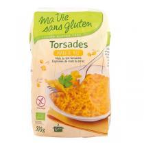 Ma Vie Sans Gluten - Torsades Maïs et Riz