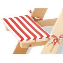 Pinolino - 2 Kissen für Kindertisch PicNic 4er