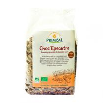 Priméal - Choc'Epeautre Chocolate coated Spelt Flakes Cereal 500g