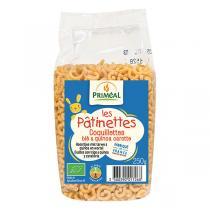 Priméal - Coquillettes blé et quinoa carottes 250g