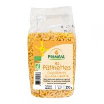 Priméal - Nudlehörnchen mit Quinoa und Karotten 250 g