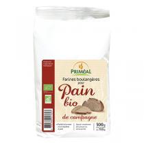 Priméal - Farine de pain de Campagne 500g