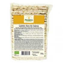 Priméal - Galettes fines riz quinoa 130g