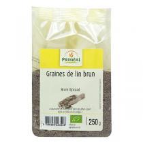 Priméal - Graine de lin brun 250g
