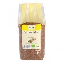 Priméal - Graine de lin brun 500g