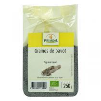 Priméal - Graine de pavot 250g