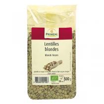 Priméal - Lentilles blondes 500g