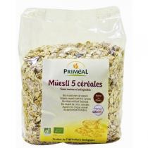 Priméal - 5 Grain Muesli Cereal 1kg