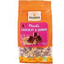 Priméal - Muesli Quinoa & Chocolat 350gr