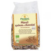 Priméal - Müsli Quinoa Schokolade 350 g