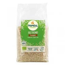 Priméal - Riz Rond Complet d'Italie 1kg