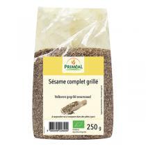 Priméal - Sésame complet grillé 250g