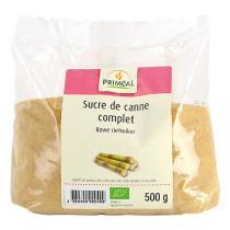 Priméal - Sucre de Canne Complet 500g