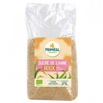 Priméal - Sucre de canne roux 1kg