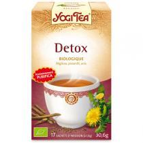 Yogi Tea - Infusion Purifica Detox 15 sachets