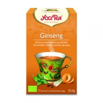 Yogi Tea - Ginseng Flower Tao Tea