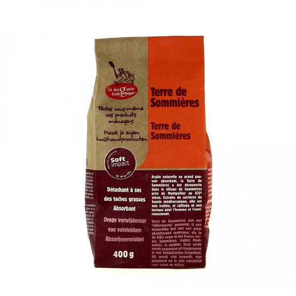 La Droguerie Ecologique - Terre de Sommières, sac de 400 g