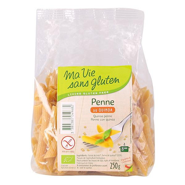 Ma Vie Sans Gluten - Pennes au Quinoa 250g