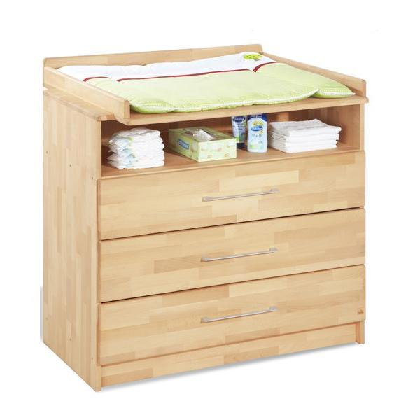 Commode langer natura pinolino la for Commode table a langer bebe