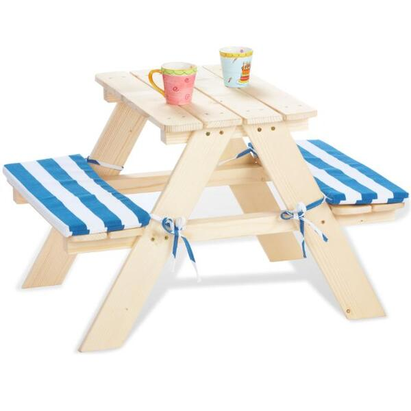 table enfant picnic 2 places pinolino acheter sur. Black Bedroom Furniture Sets. Home Design Ideas