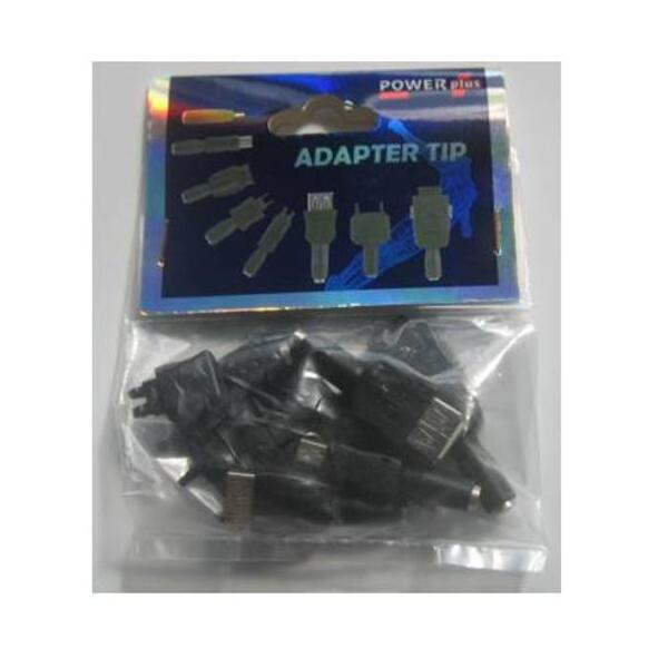 PowerPlus - 8 Adapter - Set
