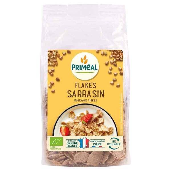 Priméal - Céréales Flakes sarrasin 250g