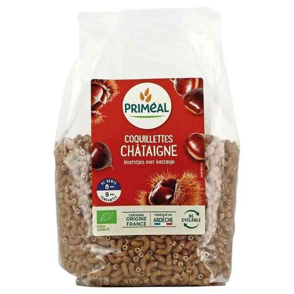 Priméal - Coquillettes châtaigne 500g