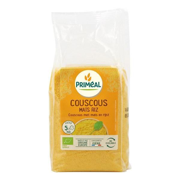Priméal - Couscous maïs riz 500g