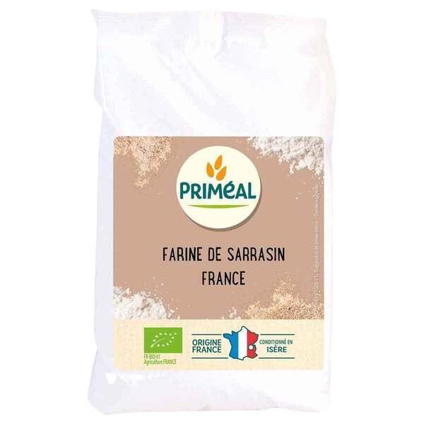 Priméal - Farine de sarrasin France 1kg