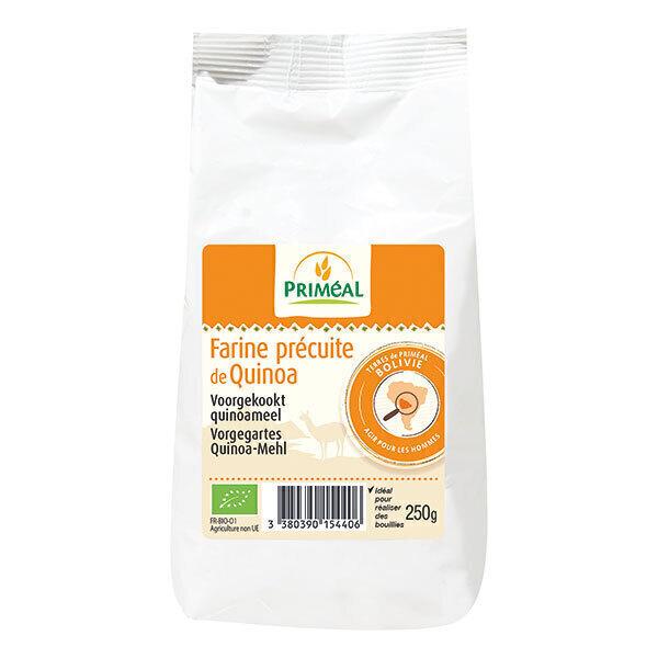 Priméal - Farine précuite de quinoa 250g