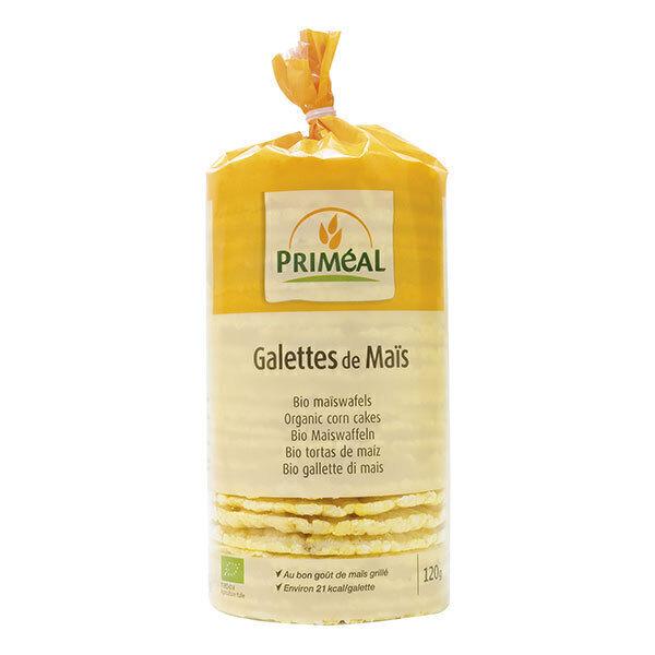 Priméal - Galettes de maïs 120g