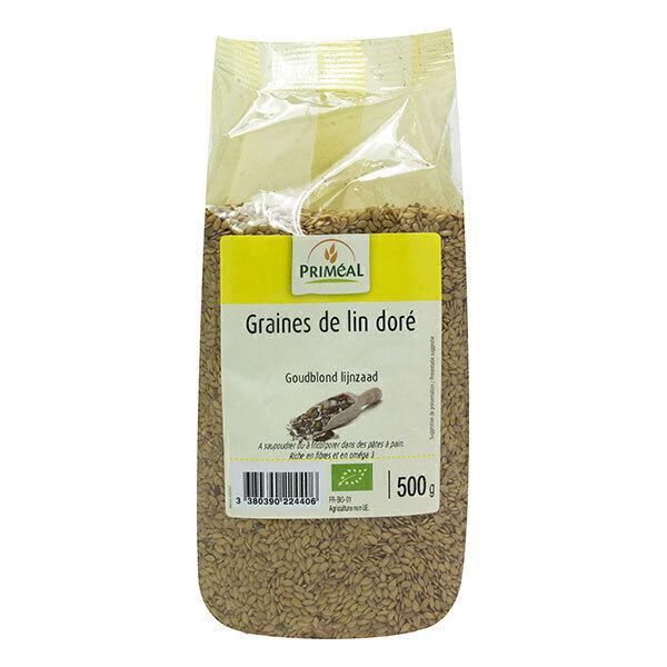 Priméal - Graine de lin doré 500g